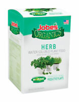 Jobe's  Organics  Plant Food  For Herb 10 oz.