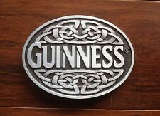 Boucle de ceinture Guinness rocker Bière psycho Biker tattoo Celtique