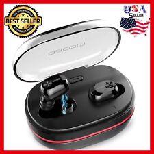 True Wireless Bluetooth Earbuds In-Ear Stereo Earphones