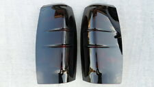 07-13 Avalanche Smoked Tail Lights Black CUSTOM!  Tinted Painted non led