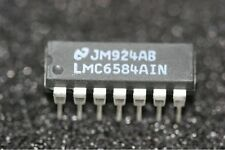 Lmc6584ain National Semiconductor QUAD BASSA TENSIONE CMOS OP AMP