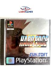 Hard Edge PALEUR PSX Ps1 Nuevo Sealed Precintado Brand New Playstation