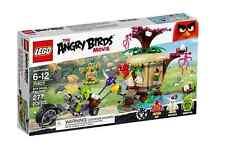 Lego Angry Birds - Bird Island Egg Heist - 75823 -  AU Stock In Hand