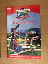 1999 Learning Curve Wooden Thomas Train Yearbook Catalog! New