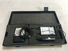 Sennheiser Microport radio microphone kit + MKE 2 -4