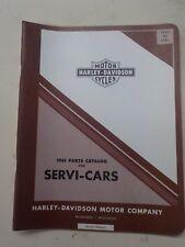 "SERVI-CAR ""NEW OLD STOCK"" 1951-61 PARTS CATALOG #99454-61"
