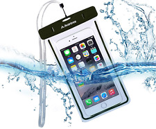 Genuine Black Avantree mobile phone waterproof bag pouch IPX 8 Certified