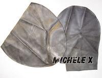 NEW Black Latex Rubber Mini Briefs with Hood (ENGLISH) S M L XL