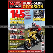 MOTO JOURNAL HS 2702 HORS-SERIE ★ GUIDE D'ACHAT SPECIAL OCCASIONS ★ Edition 2007