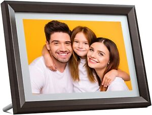 Dragon Touch WiFi Digital Picture Frame 10 inch IPS Touch Screen HD Display