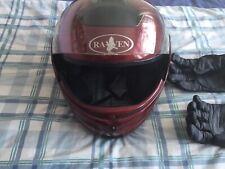 Rayven Motorcycle Helmet