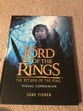 Lord of the rings the return of the king visual companion hardback