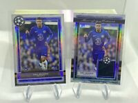 2020 Topps Museum UEFA Meaningful Material Patch Tino Anjorin /150 Chelsea Lot