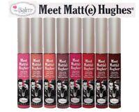 The Balm Meet Matte Hughes Long Lasting Liquid Lipstick Multiple Colors