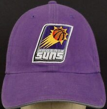 Phoenix Suns Embroidered Purple Baseball Hat Cap and Adjustable Strap