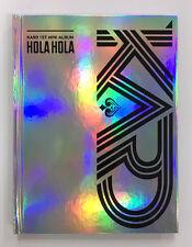 [No Photocard] KARD - Hola Hola (1st Mini Album) CD + Photobook Kpop