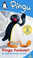 Pingu Forever! The Ultimate Bumper Collection [DVD][Region 2]