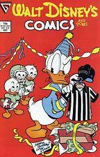 WALT DISNEY'S COMICS AND STORIES #513 (12/86, GLADSTONE) NM- (9.2) DONALD DUCK!