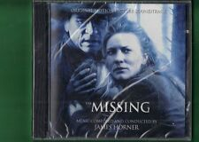THE MISSING OST COLONNA SONORA CD NUOVO SIGILLATO