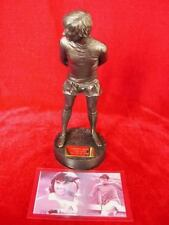 GEORGE BEST BY LEGENDS FOREVER MANCHESTER UNITED LIMITED EDITION FIGURINE MODEL