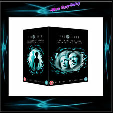 THE X FILES - COMPLETE SERIES SEASONS 1 2 3 4 5 6 7 8 9 *** BRAND NEW BOXSET***