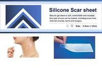 Silicone Scar Sheet  - Gel sheet for Treatment / Repair / Removal