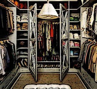 Cool Closet Clothes