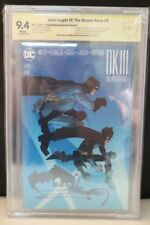 CBCS 9.4 Dark Knight III Master Race #9 Convention Exclusive Frank Miller Lot A