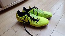 Nike total Strike IV Größe 40 ( 7 ) black Citron NEU Multinocken