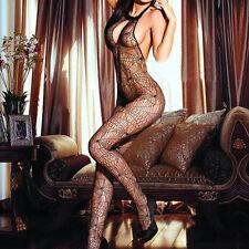 Damen Lace Lingerie Nachtwäsche Unterwäsche G-string Babydoll Sleepwear Dress