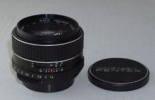 Asahi SMC Takumar f1.4 50mm Lens M42 Screwmount Lens