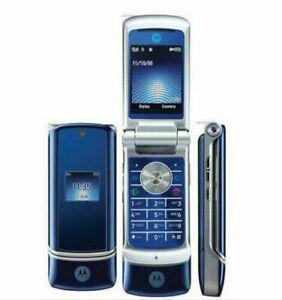 Motorola KRZR K1 Bluetooth 2MP GSM Mobile MP3 Original Unlocked Cell Phone
