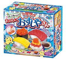 UK Seller Japanese Sweets Kracie Sushi Popin Cookin Kit DIY Make Your Own Candy