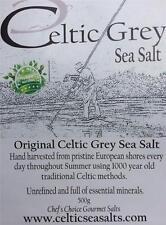 *250G ORIGINAL CELTIC GREY SEA SALT FROM CELTICSEASALTS Co.. CELTIC SEA SALT Co*