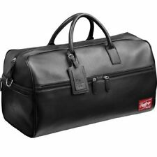 Rawlings HOHDUFB Black Heart of the Hide Large Duffel Bag Baseball Glove Leather