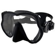 Raven Frameless Scuba Diving Mask Spearfishing Snorkeling Freediving Low Volume
