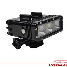 Camera Accessories Light Diving Waterproof LED Video Llight Spot Sjcam GoPro YI
