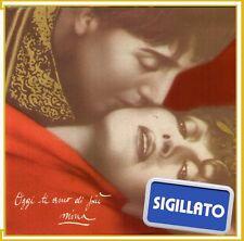 "MINA""OGGI TI AMO DI PIU'"" LP SIGILLATO RARO  PDU - EMI PLDL 7060 7619923070606"