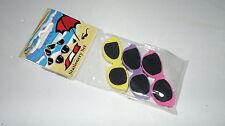 Eraser, Gomas de Borrar, Gafas de Colores, Gafa, Regalo, Goma, NUEVO / NEW