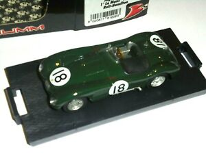 car 1/43 BRUMM R358 JAGUAR C-TYPE #18 WINNER LM'53 ROLT/HAMILTON  NEW BOX