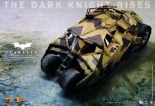 Hot Toys 1/6 Batman The Dark Knight Rises TDKR Batmobile Tumbler Camo Ver MMS184