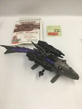 Zoids War Shark Kit #040 With Instructions & Decal Sheet 2001 Tomy Hasbro B29