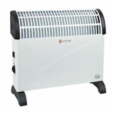 Convector Heater 2kW White - HID52717