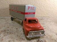 Vintage Tin Friction Truck