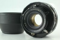 【EXC+5 w/HOOD】Mamiya Sekor 100mm f/3.5 Lens for Universal Press From JAPAN #297