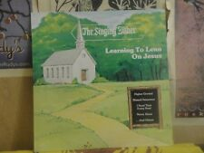 SINGING ZITHER, LEARNING TO LEAN ON JESUS - LP ALBUM 1010 JIM LOYD