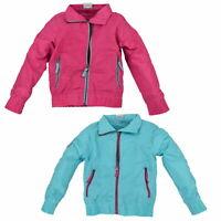 Mädchen Übergangsjacke Regenjacke Sommerblouson Windbreaker Freizeitjacke jacket