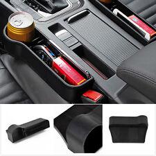 Car Seat Crevice Box Storage Cup Drink Holder Organizer Auto Gap Pocket Stowing