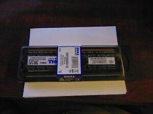 Dell Certified SNPD6502C/1G  sealed 1GB Memory Module NOS