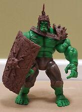 marvel legends.................incredible hulk classics planet hulk loose